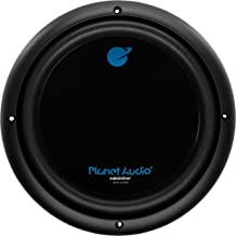 $35 » Planet Audio AC10D 10 Inch Car Subwoofer - 1500 Watts Maximum Power, Dual 4 Ohm Voice Coil, Sold Individually (Renewed)