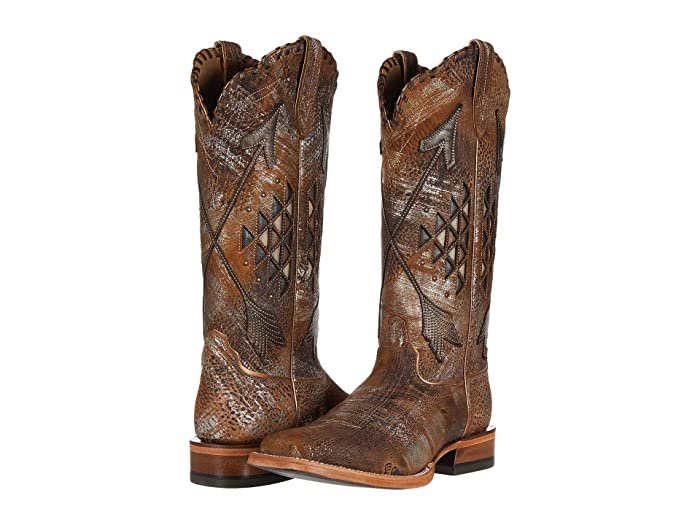 Ariat  Arroyo (Brushed Silver) Cowboy Boots