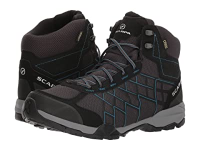Scarpa Hydrogen Hike GTX (Dark Grey/Lake Blue) Men