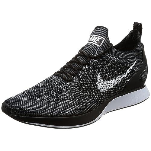 915b24947485 Nike Men s Air Zoom Mariah Flyknit Racer Gymnastics Shoes Black