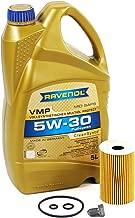 Blau J1A5110 Motor Oil Change Kit - Compatible with 2012-14 VW Passat w/ 4 Cylinder 2.0L TDI Diesel Engine