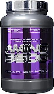 Scitec Nutrition Amino 5600 Aminoácidos - 1000 Tabletas
