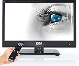 Pyle 15.6-Inch 1080p LED TV   Ultra HD TV   LED Hi Res Widescreen Monitor with HDMI Cable RCA Input   LED TV Monitor   Aud...