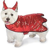 Zack & Zoey Sequin Devil Dog Costume