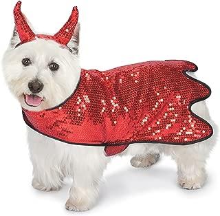 small dog devil costume
