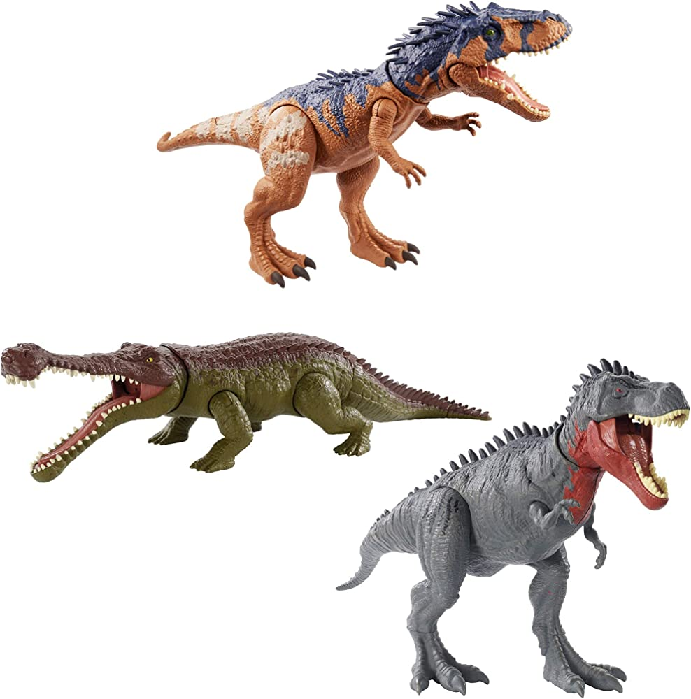 jurassic world mega morso, un dinosauro a sorpresa gjp32
