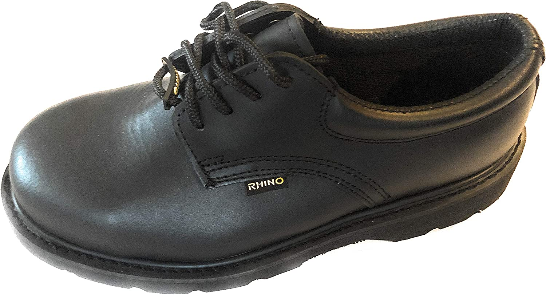 Rhino Safety Toe - Postman Oxford - 40S01