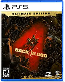 Warner Bros. Games Launches BACK 4 BLOOD on PlayStation, Xbox and PC