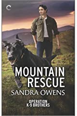 Mountain Rescue (Operation K-9 Brothers Book 3) Kindle Edition