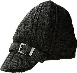 MICHAEL Michael Kors - Classic Cable Peak Hat