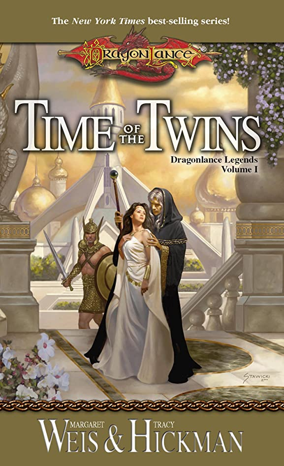 束間欠シプリーTime of the Twins: Legends, Volume One (Dragonlance Legends Book 1) (English Edition)