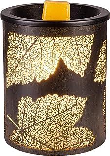 N/W Ijzer Elektrische Wax Smelt Warmer Wierookbrander Wax Taart Brander Geur Kaars Warmer voor het Verwarmen van Geurkaars...