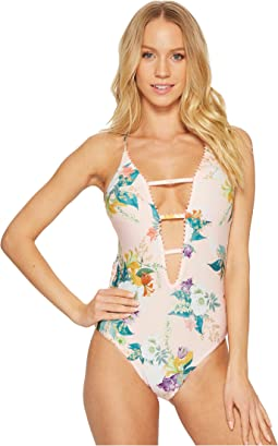 Blossoms Maillot