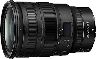 Nikon Nikkor Z 24 70mm f/2.8 S, Objektiv für Nikon Z Serie S Zoom Standard, Professionell, Schwarz