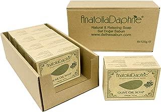 Olive Oil Soap Bar - Handmade 100% Pure Natural & Vegan (5 Bars)