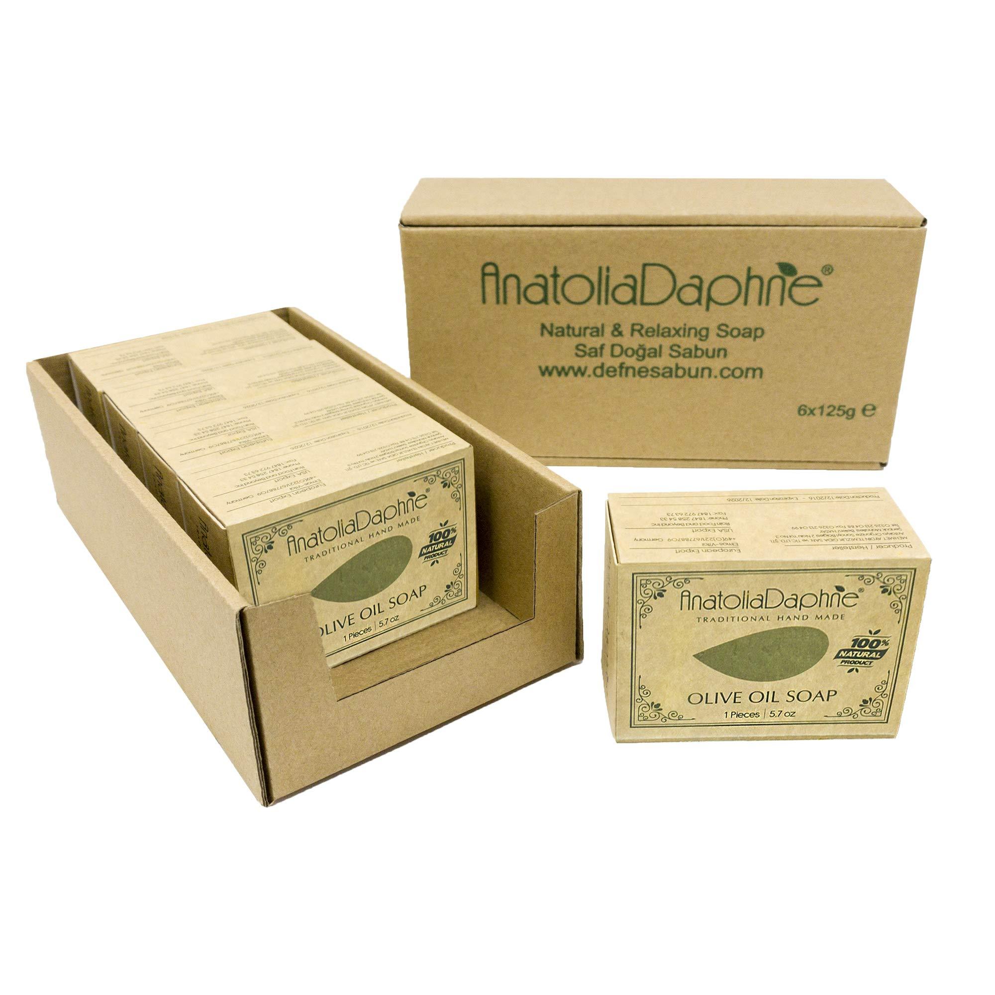 Olive Oil Soap Bar Handmade