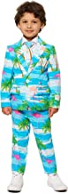 OppoSuits Crazy Suits for Boys Aged 2-8 Years in Different Prints – Comes with Jacket, Pants and Tie in Funny Designs