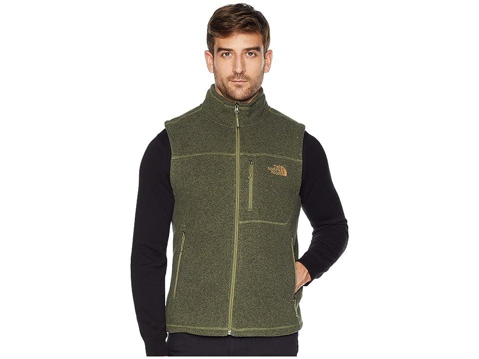 The North Face Gordon Lyons Vest (Four Leaf Clover Heather) Men
