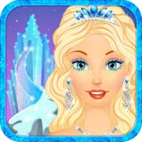 3 princesses to choose from: Bella, Emma and Lily Makeup salon Dress up room Apply gems to her face and hair Lots of pretty hairstyles Many different colors for lipstick, eye shadow, hair, eyes and much more Wide variety of frost dresses and accessor...
