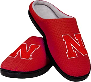 FOCO NCAA Mens NCAA Memory Foam Slide
