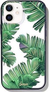 Sonix Funda Bahamas para teléfono iPhone 12/12 Pro(3,0 m Probado por caídas),Diseno de Palmas Verdes, para iPhone 12/12 Pro…