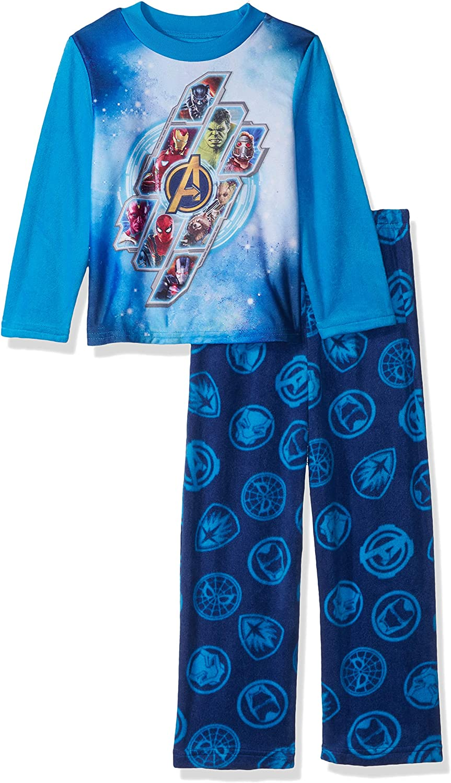 Marvel Mens 2-Piece Pajama Set