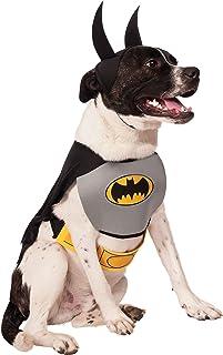 Rubie's Dc Comics Pet Costume, Classic Batman, Large, Multicolor