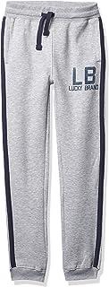 Lucky Brand Boys' Fleece Jogger Pants