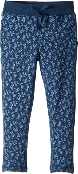 Floral Cotton Terry Pants (Toddler)
