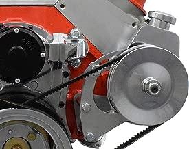 ICT Billet BBC Power Steering Pump Bracket - Electric Water Pump Billet Big Block Chevy 454 551421