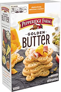 Pepperidge Farm, Distinctive Golden Butter Crackers, 9.75 Ounce