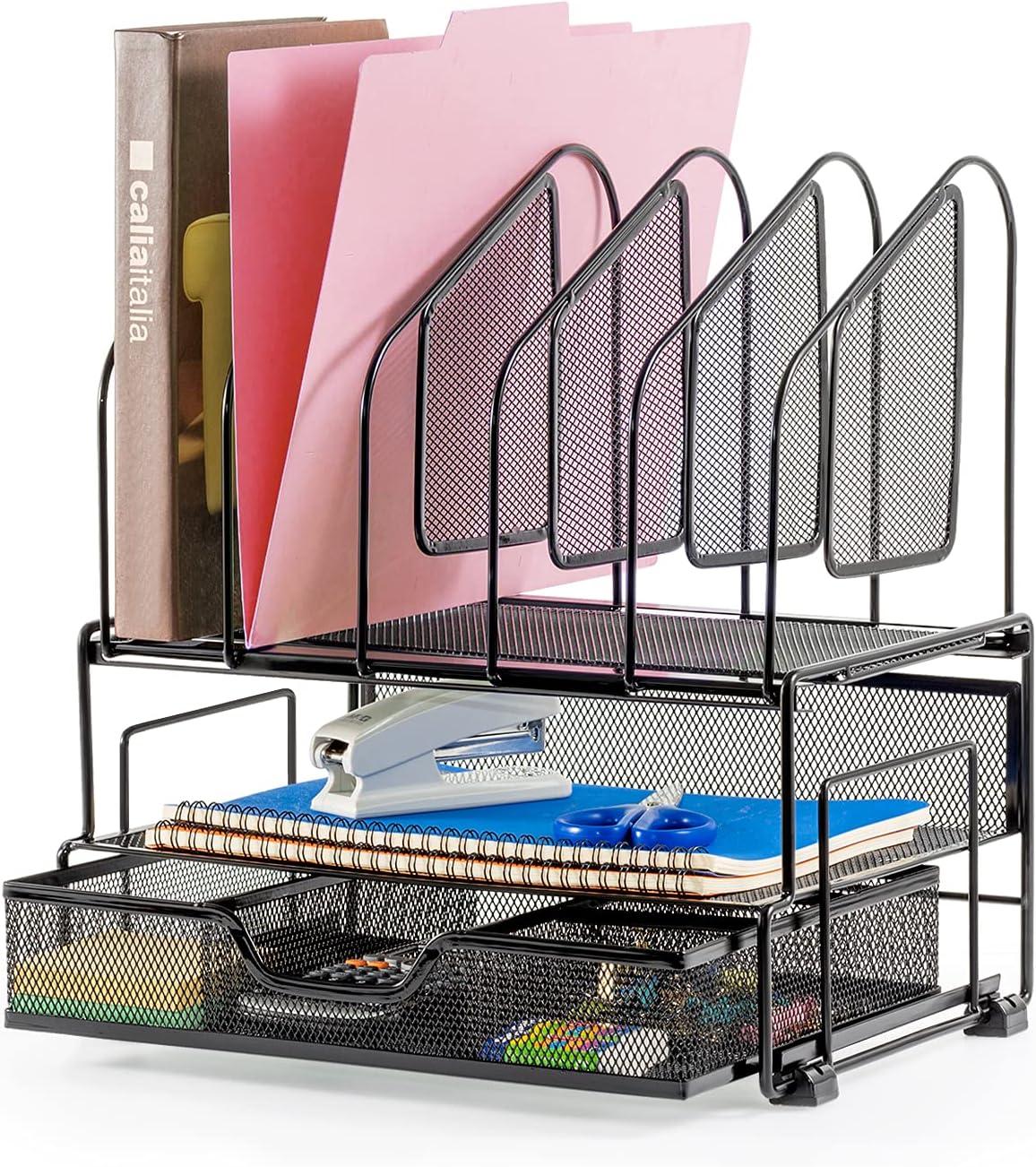 Beiz Office Accessories Desk Organizer Drawer Sale Pa with Storage 2 Cheap sale