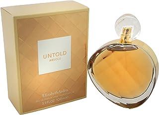 Untold Absolu by Elizabeth Arden - perfumes for women - Eau De Parfum, 100 ml