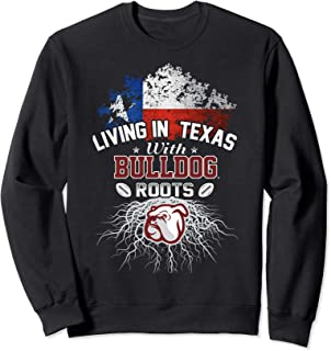 Mississippi State Bulldogs Living Roots Texas Sweatshirt