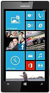 Nokia Lumia 520 - Teléfono móvil libre, color blanco (importado)