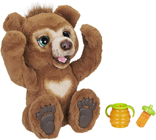 a precios asequibles Furreal Furreal Furreal Friends - Cubby Mi Oso Curioso (Hasbro E4591EU4)  alta calidad y envío rápido