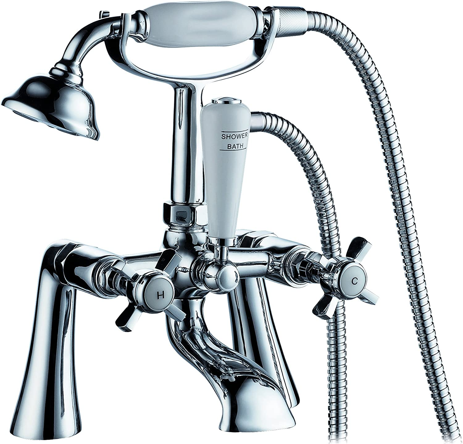 Niagara 9134 Bathroom Brassware, Chrome