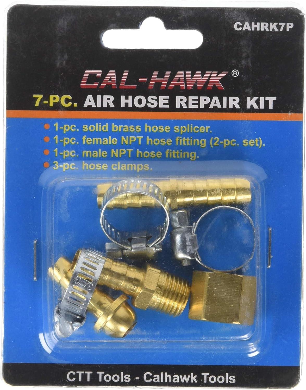 25% OFF Cal Hawk Tools CAHRK7P Repair Air New life Kit Hose