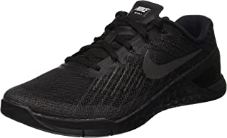 Men's Metcon 3 Training Shoe Black Size 10.5 M US