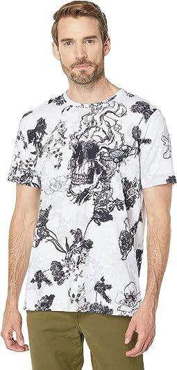 Salata Short Sleeve Knit T-Shirt