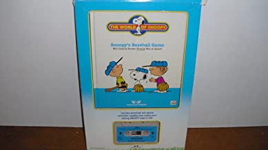 Snoopy's baseball game: Will Charlie Brown finally win a game? (The world of Snoopy)