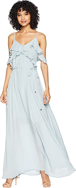 Raina Spaghetti Strap Maxi Dress