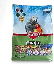 Kaytee Exact Rainbow Bird Food for Parrot and Conures