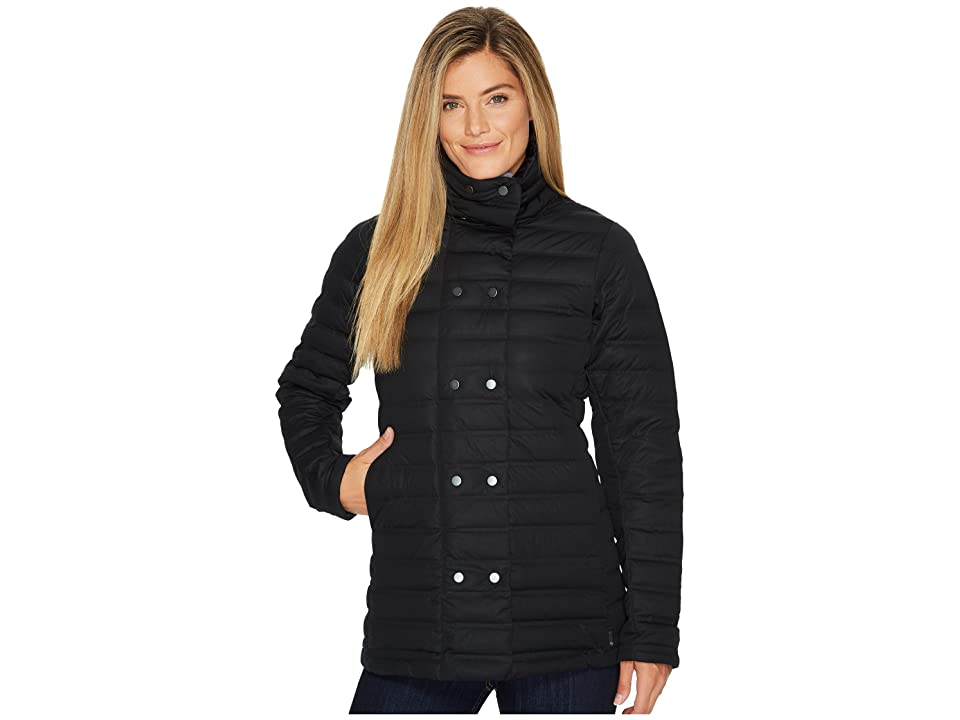 Mountain Hardwear StretchDown Coat (Black) Women