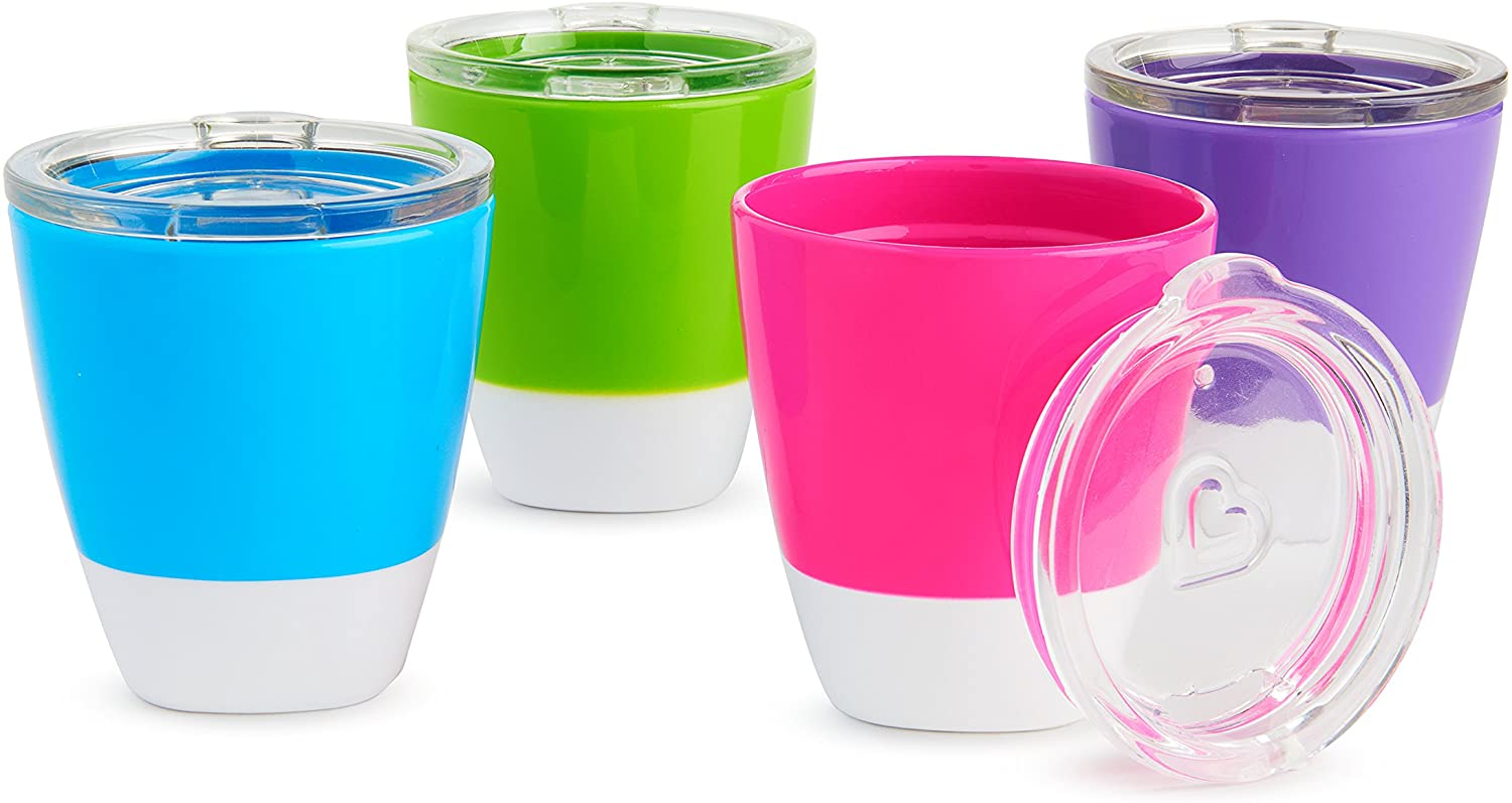Munchkin Splash Toddler Cups with Training In a popularity Lids 7 4 Pack Free shipping New Oz