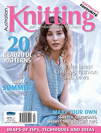Knitting: 20 Beautiful Patterns