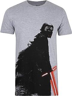 Hasbro Maglietta Ufficiale da Uomo con Poster Rock Star di Star Wars Han Solo Taglie S-XXL