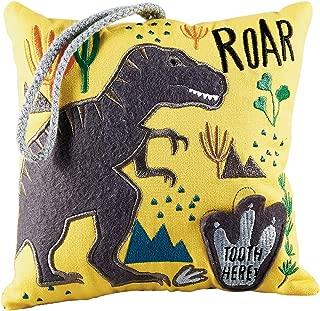 Floss & Rock Tooth Fairy Pillow - Dinosaur
