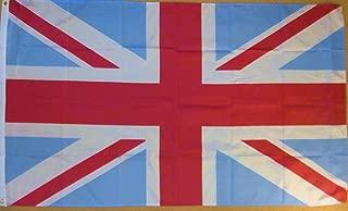 West Ham United Claret and Sky Blue Union Jack 5'x3' Flag