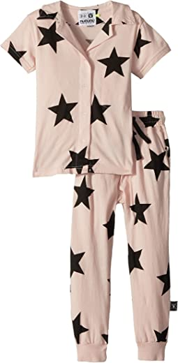 Nununu - Buttonned Loungewear (Toddler/Little Kids)